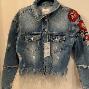 Zara women's Denim jacket
